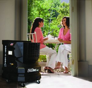 Outdoor Portable Air Conditioner with 700 sq ft capacity 2