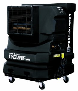 Outdoor Air Conditioner with 700 sq ft capacity
